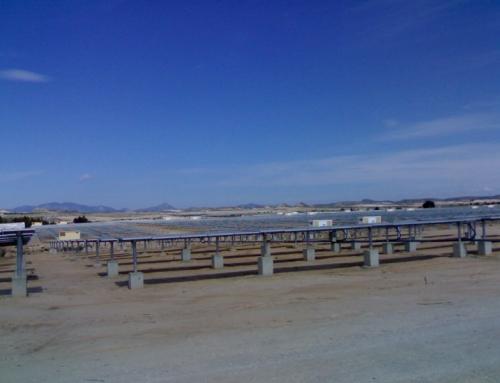 Montaje placas solares en lorca